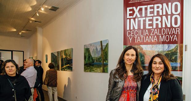 Externo, Interno: El proyecto de Cecilia Zaldívar y Tatiana Molina.