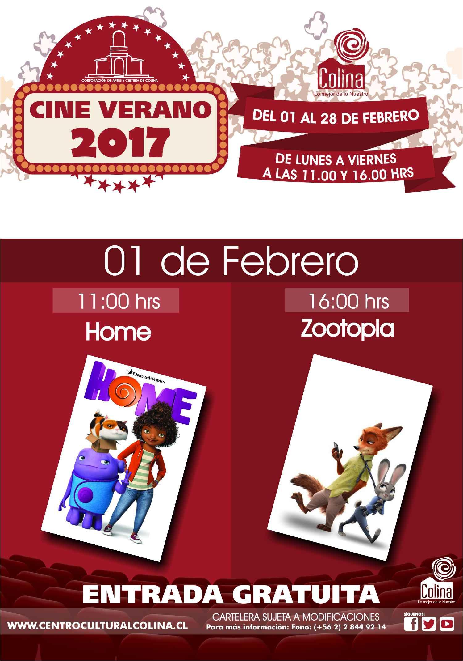 cine de verano 2017-01 de febrero