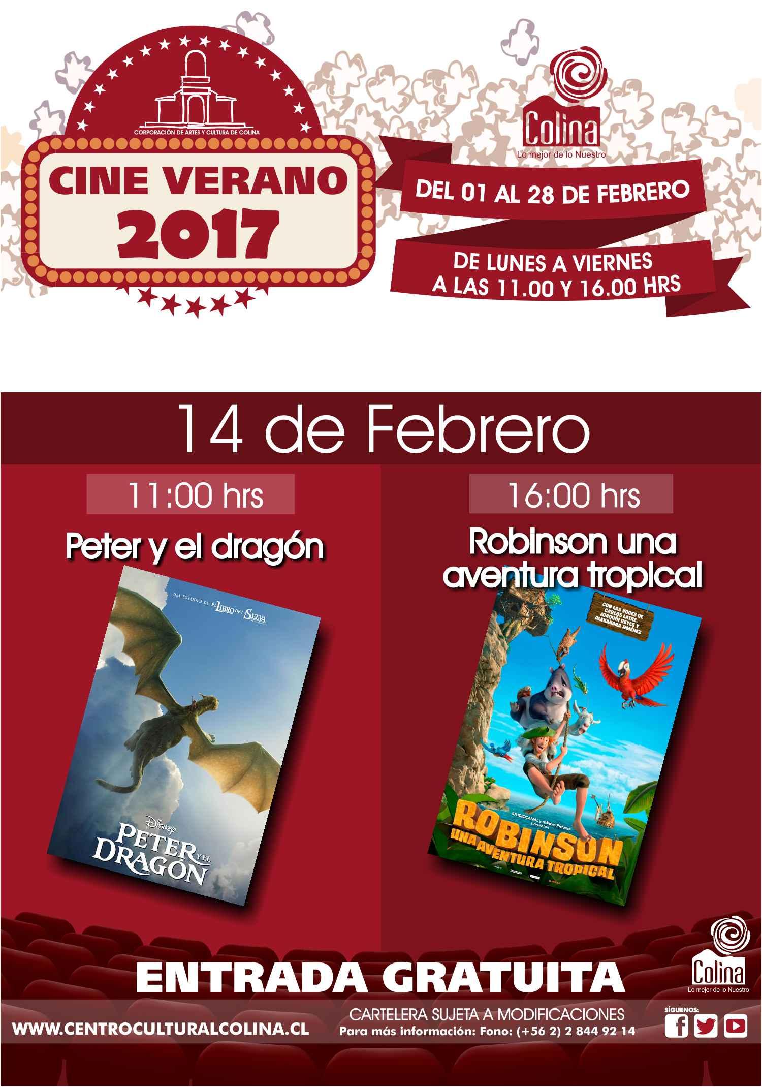 cine de verano 2017-14 de febrero