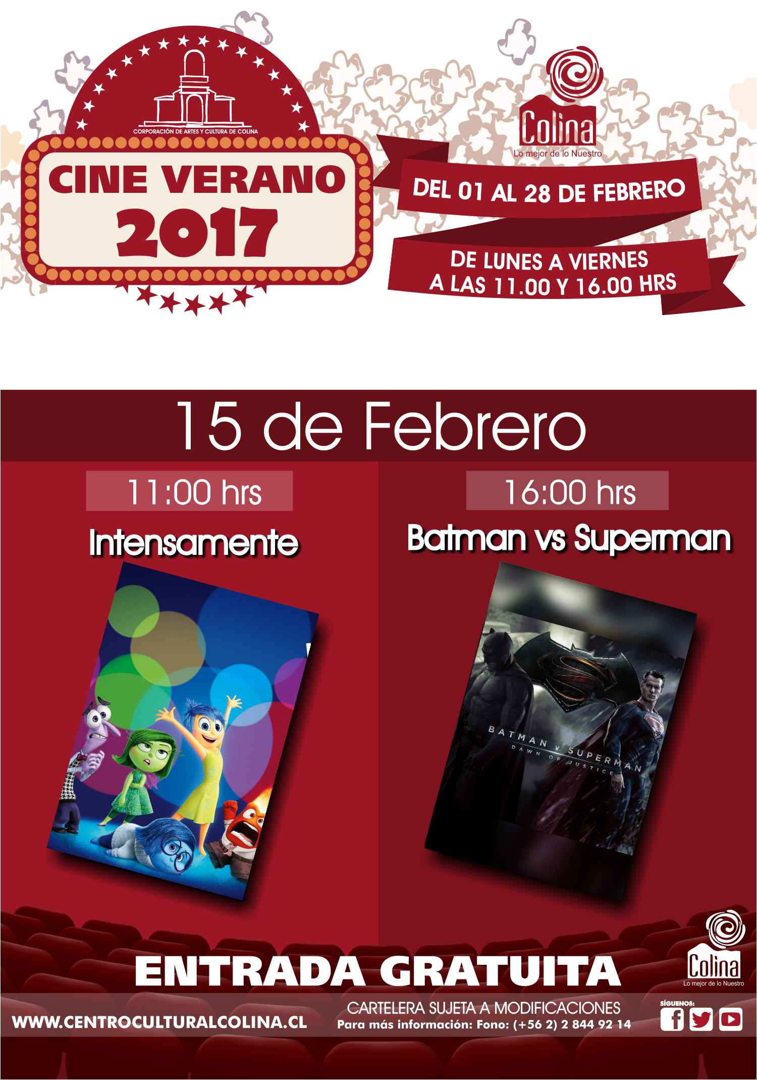 cine de verano 2017-15 de febrero