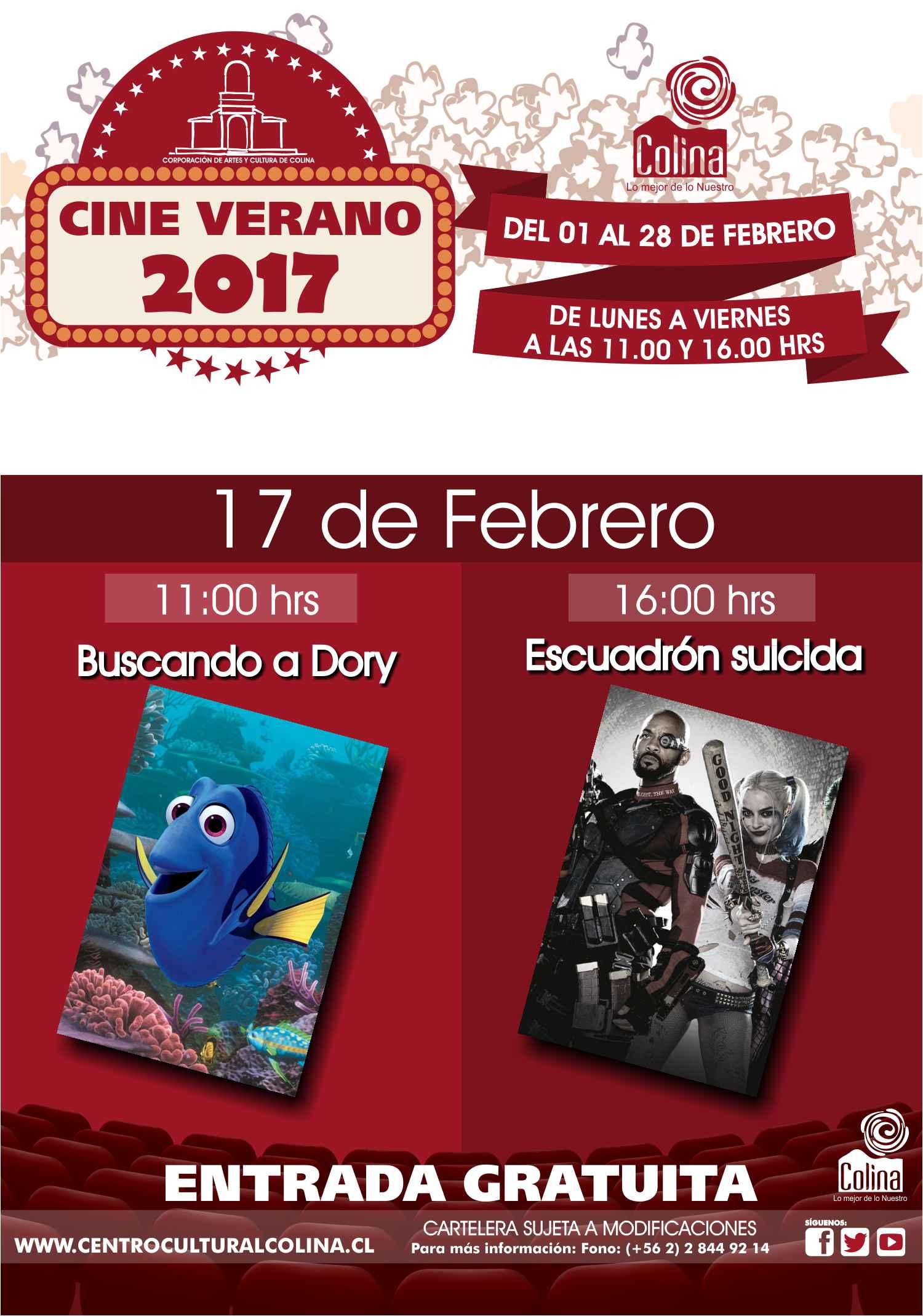 cine de verano 2017-17 de febrero