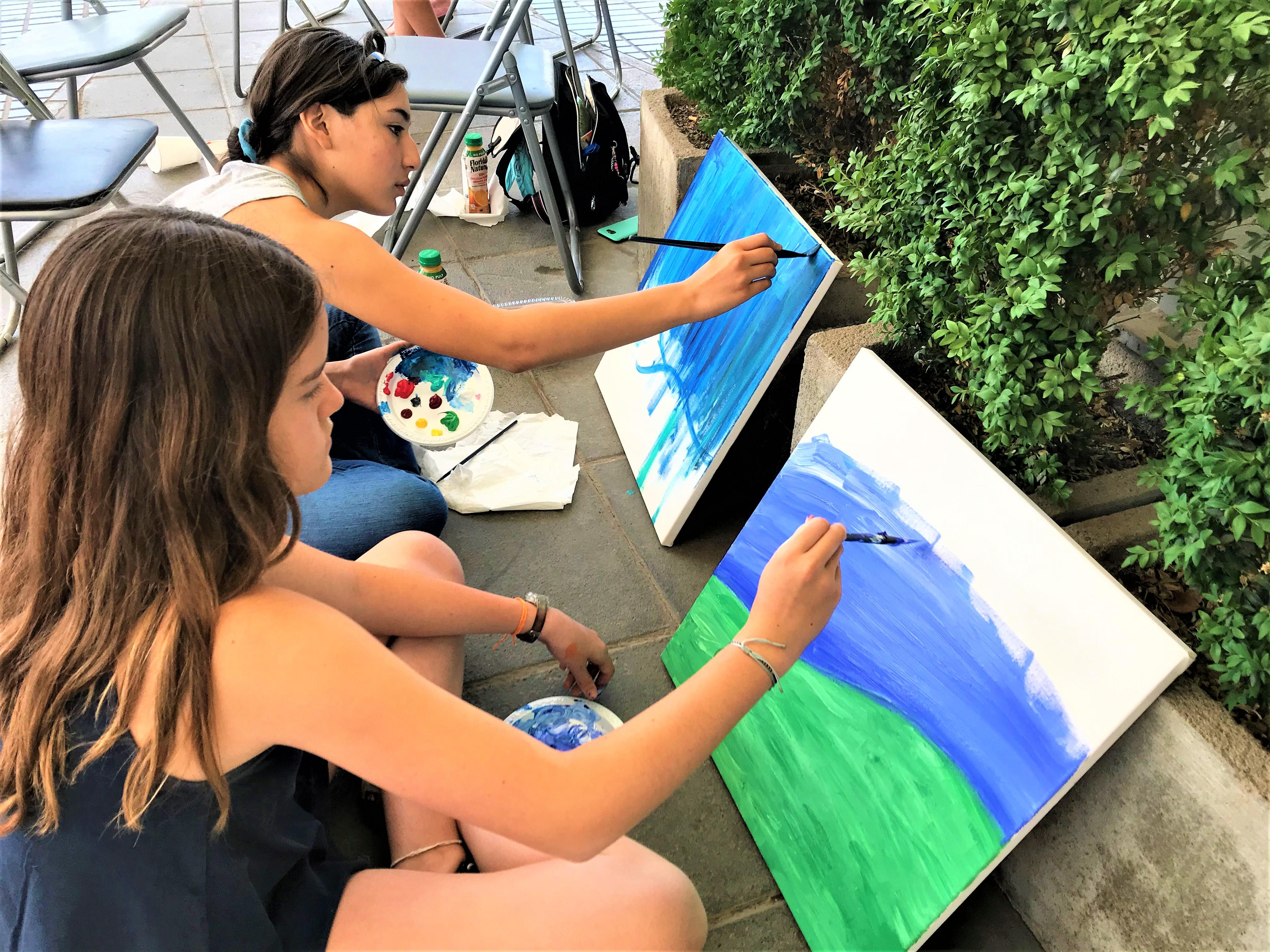 El tercer encuentro Co.art une a Colina con el arte nacional