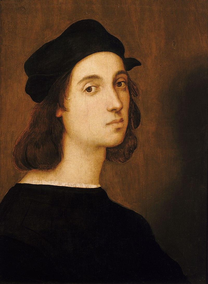 Homenaje a Rafael Sanzio pintor maestro del Renacimiento