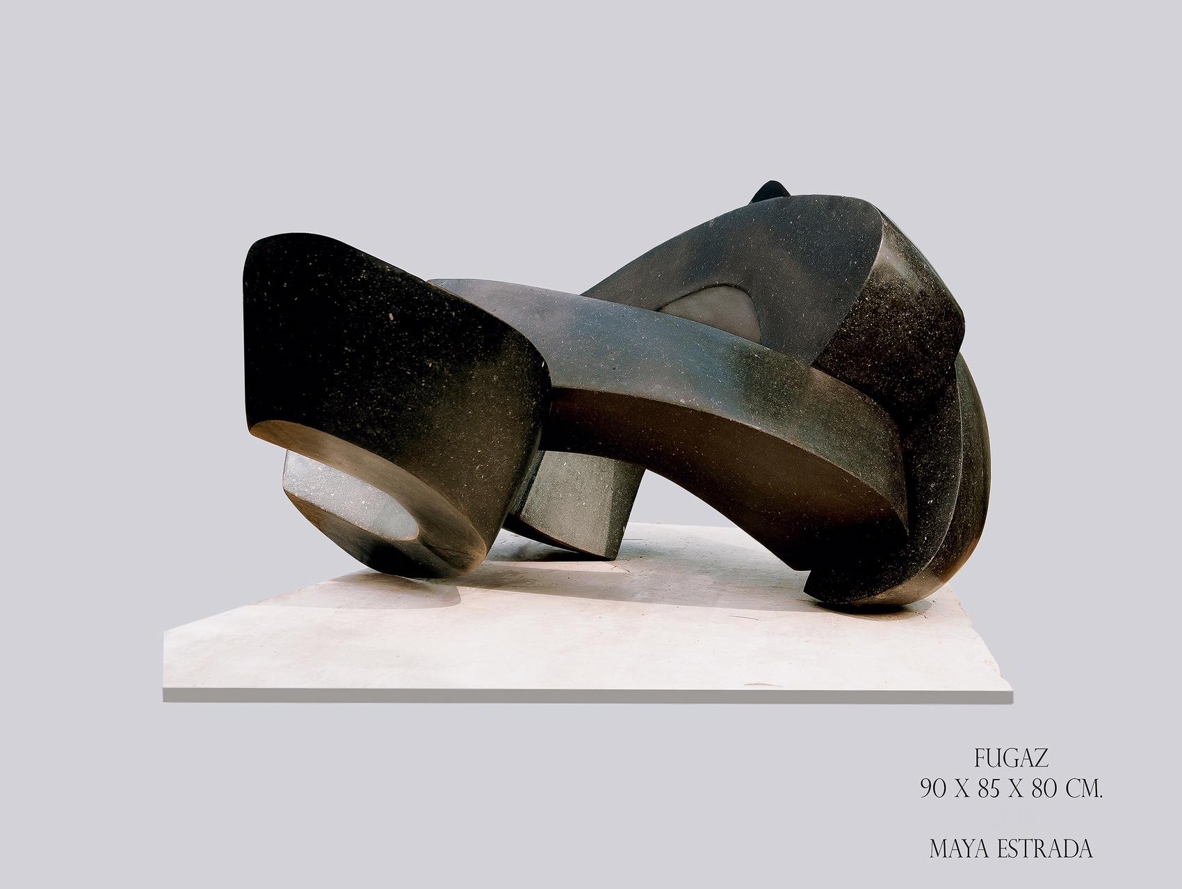 """La obra """"Fugaz"""" de Maya Estrada resulta ganadora en el Concurso de Escultura 2020"""