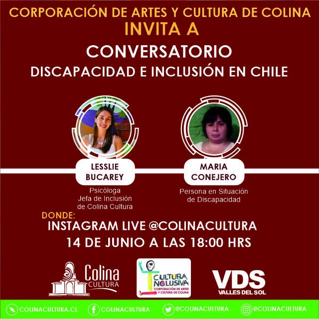 Conversatorio: Discapacidad e Inclusión en Chile