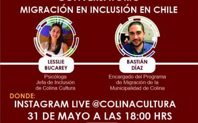 Conversatorio: Migración e inclusión en Chile
