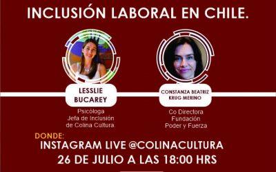Conversatorio: Inclusión Laboral en Chile