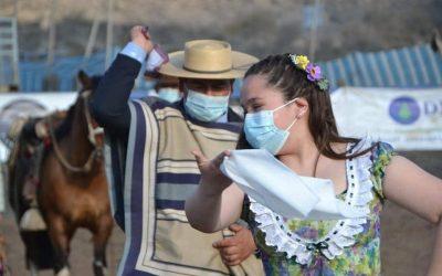 Colina vivió las Fiestas Patrias con shows estelares y talento local